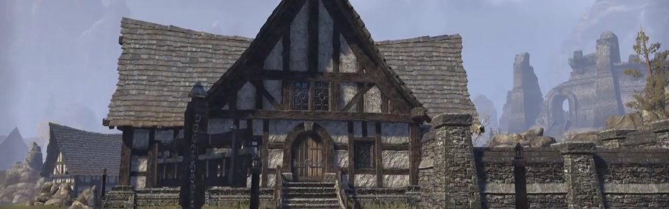 THE ELDER SCROLLS ONLINE – CONSIDERAZIONI SULL'HOUSING