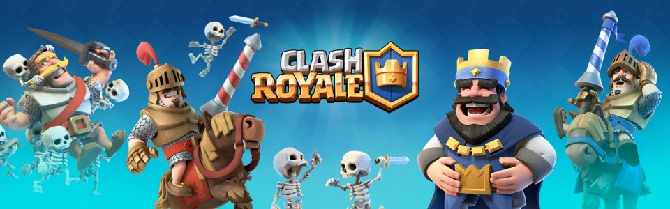 CLASH ROYALE: JUNGLE ARENA E DART GOBLIN DISPONIBILI, NUOVO VIDEO