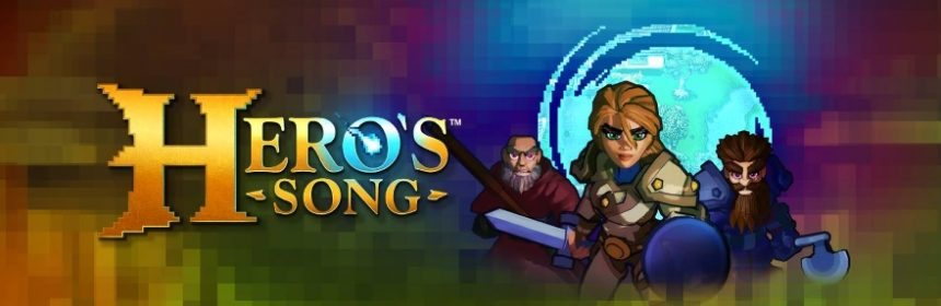 HERO'S SONG: ALPHA IN ARRIVO LUNEDÌ, EARLY ACCESS DA NOVEMBRE