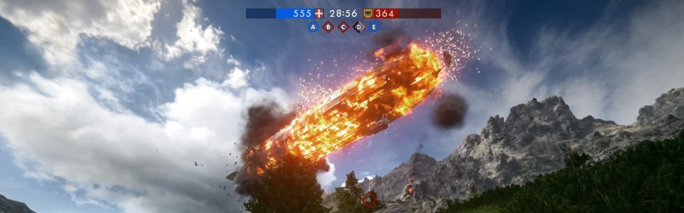 BATTLEFIELD 1 – RECENSIONE POST-PATCH DI PLINIOUS