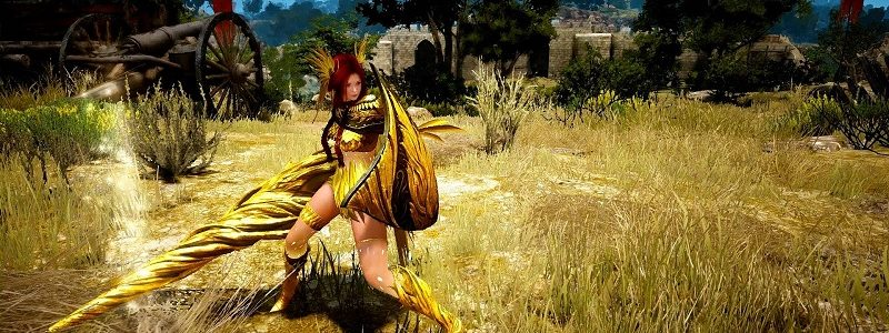 BLACK DESERT: DISPONIBILE L'AWAKENING DELLA VALKYRIE