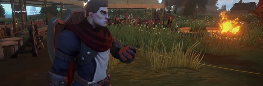 CROWFALL – PRIME IMPRESSIONI SUL BIG WORLD