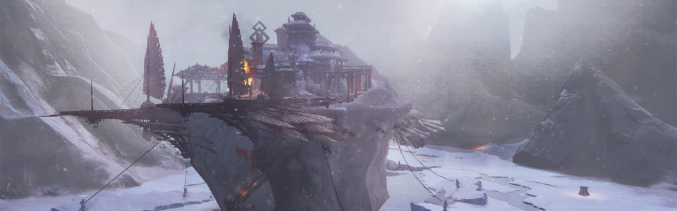 GUILD WARS 2: DISPONIBILE A CRACK IN THE ICE