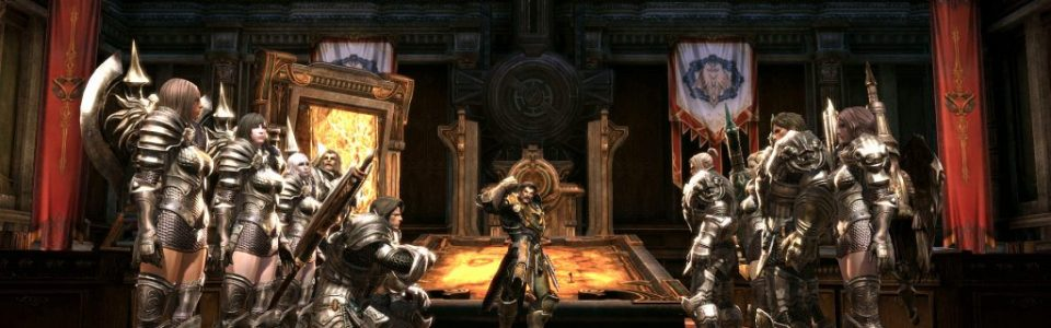TERA: DISPONIBILE L'UPDATE FANG AND FEATHER