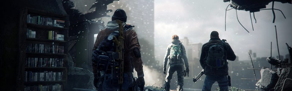 THE DIVISION: LOTTA PER LA VITA DISPONIBILE, ECCO IL TRAILER