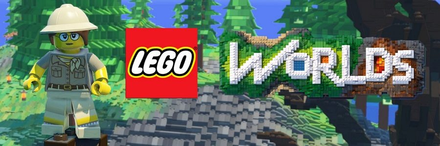 LEGO WORLDS DISPONIBILE SU STEAM, NUOVO TRAILER