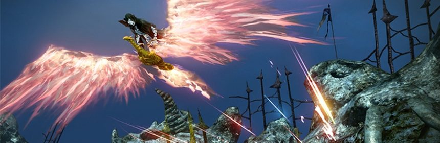 ARCHEAGE: REVELATION LIVE SUL PUBLIC TEST SERVER