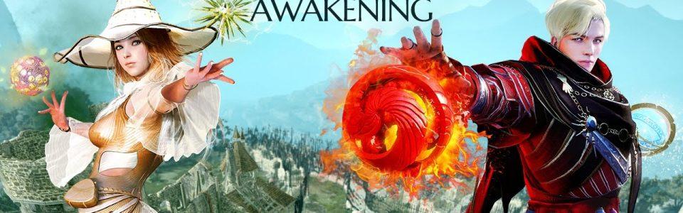 BLACK DESERT: DISPONIBILI LE AWAKENING DI WITCH E WIZARD, NUOVA REGIONE IN KOREA