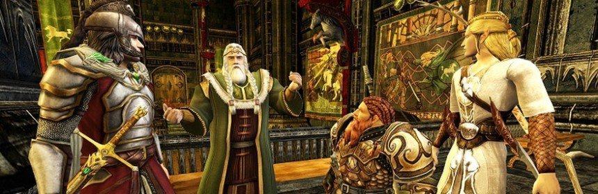 LORD OF THE RINGS ONLINE: REVAMP DEGLI AVATAR NEL 2017?