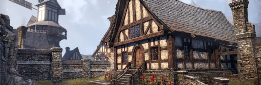 THE ELDER SCROLLS ONLINE – HOUSING GRATUITO, NUOVO TRAILER E DETTAGLI