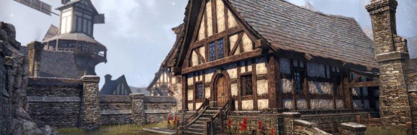 THE ELDER SCROLLS ONLINE – HOUSING GRATUITO, NUOVO TRAILER E DETTAGLI