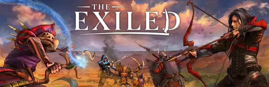 GIVEAWAY DELLA CLOSED ALPHA DI THE EXILED