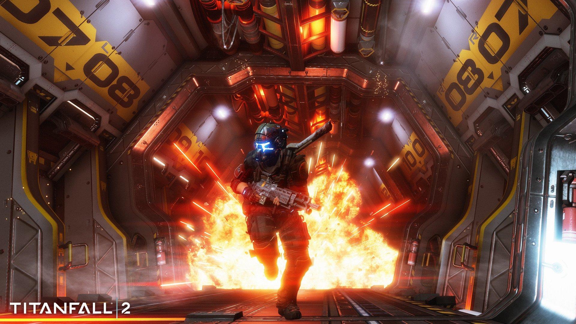 titanfall 2 esplosione