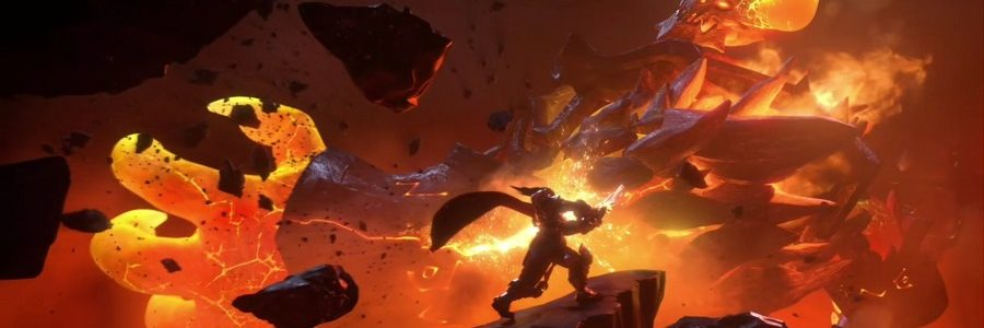 HEROES OF THE STORM: RAGNAROS DISPONIBILE SUL PTR