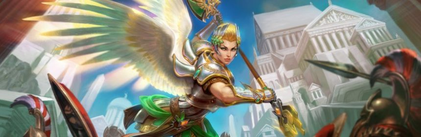 SMITE: NUOVA PATCH PC, DEA NIKE DISPONIBILE