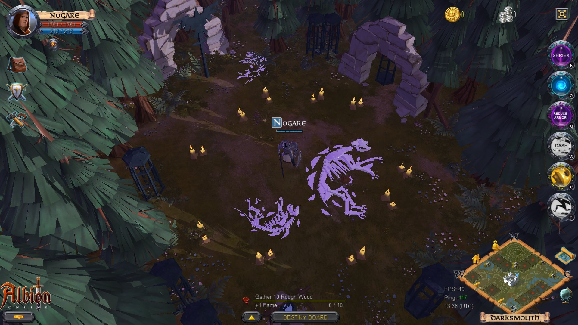 mmo 2017 Albion Online