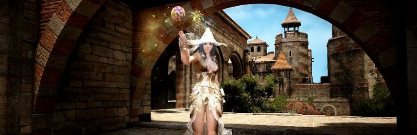 BLACK DESERT: SECOND AWAKENING IN LAVORAZIONE, TRAILER PER DARK KNIGHT