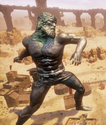 Conan Exiles 14 tagliata