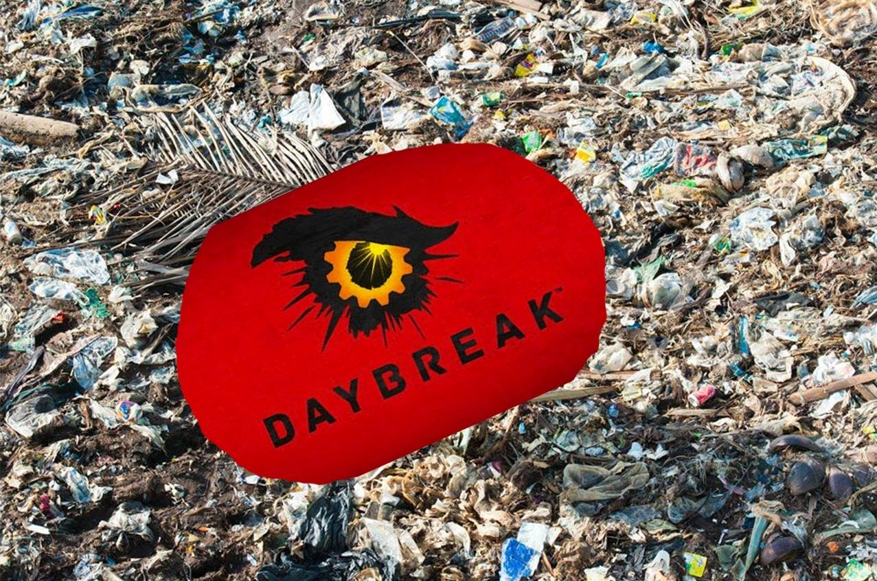 Daybreak Games oscar Trash