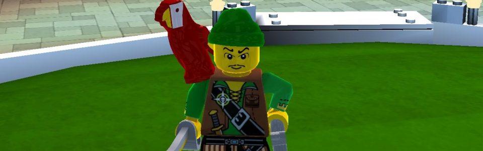 LEGO UNIVERSE: IN ARRIVO L'EMULATORE DARKFLAME UNIVERSE