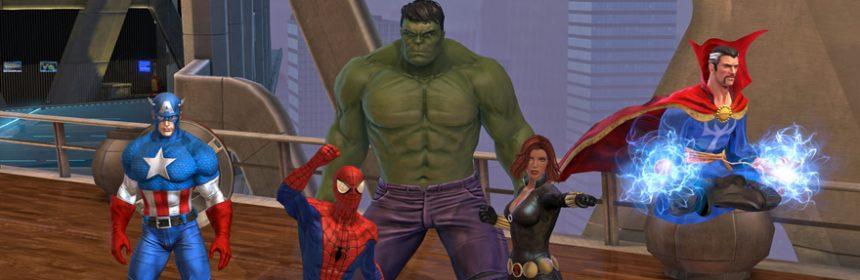 Marvel Heroes chiuderà il 31 dicembre, diventa completamente free-to-play