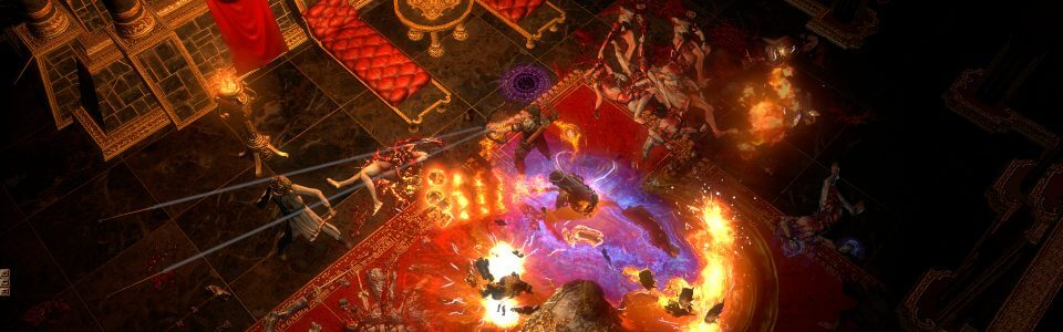 PATH OF EXILE ARRIVERA' SU XBOX ONE NEL 2017