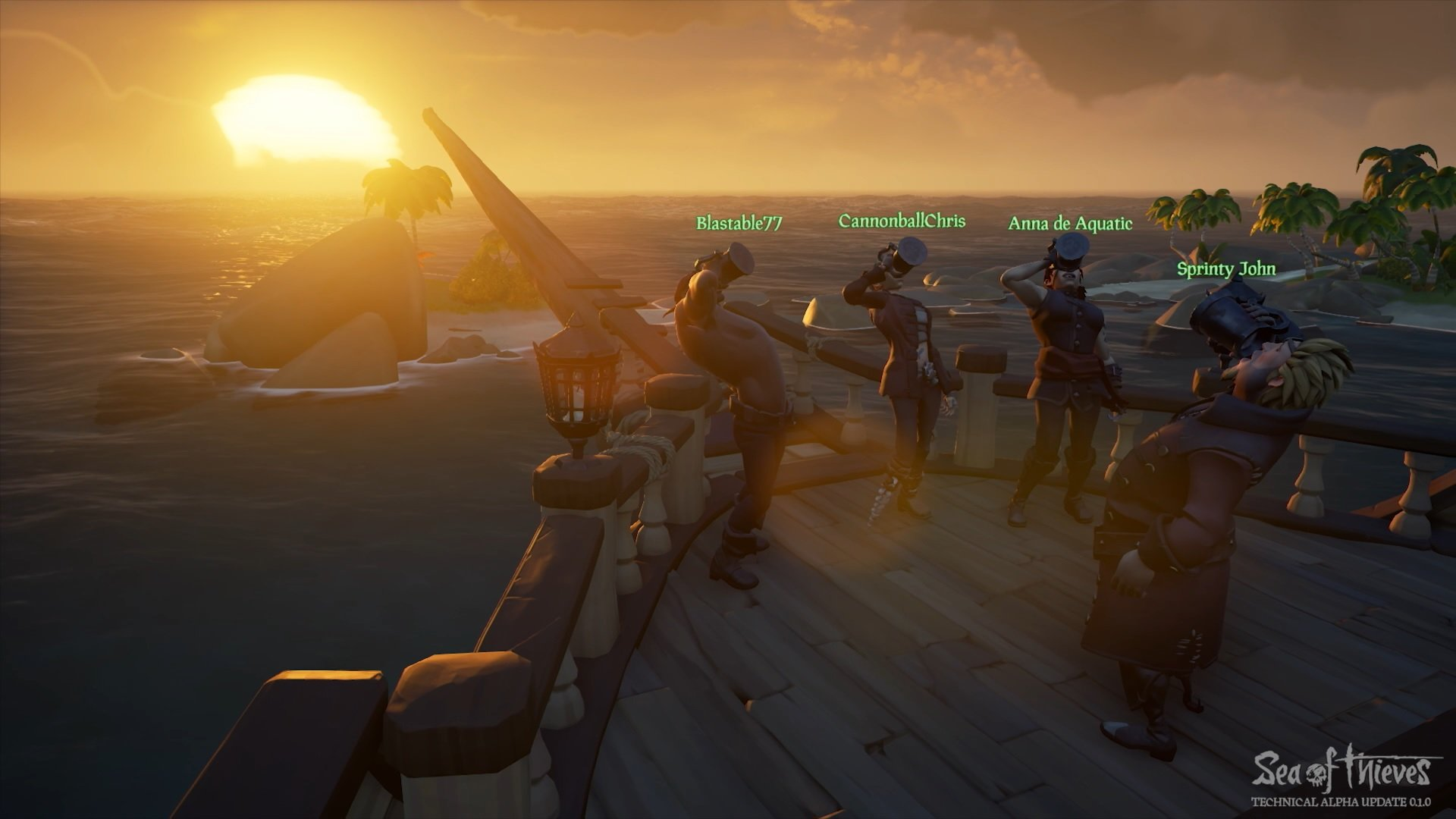mmo 2017 sea of thieves