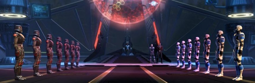 STAR WARS THE OLD REPUBLIC: DEFEND THE THRONE LIVE, NUOVO TRAILER