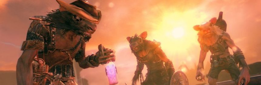 GUILD WARS 2: EPISODIO 4 DELLA SEASON 3 DEL LIVING WORLD IN ARRIVO