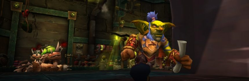 WORLD OF WARCRAFT: DISPONIBILE LA PATCH 7.1.5