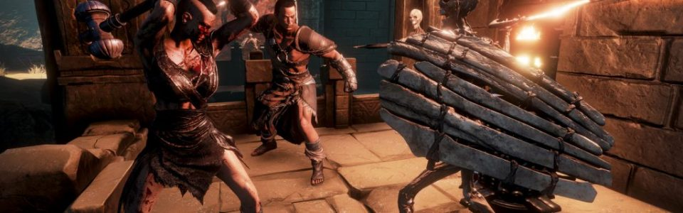 CONAN EXILES: NUOVA PATCH E TEST SERVER