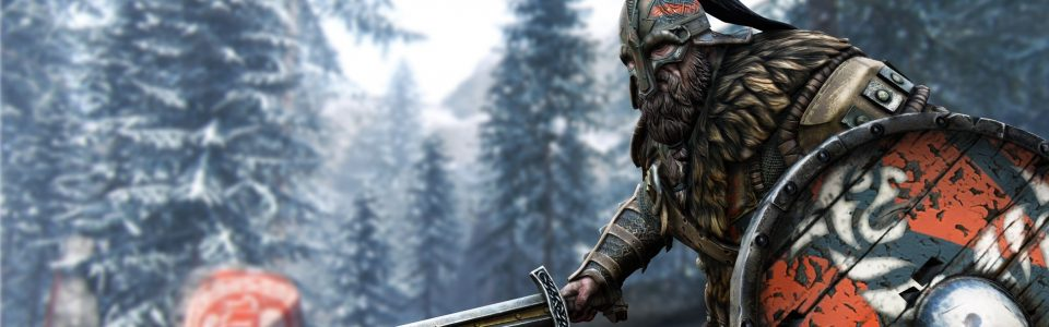 FOR HONOR DISPONIBILE, ECCO IL TRAILER DI LANCIO