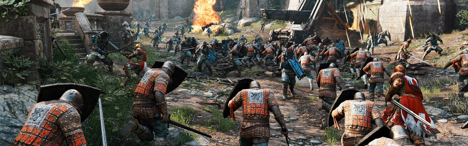 FOR HONOR: OPEN BETA, SEASON PASS E CONTENUTI POST-LANCIO