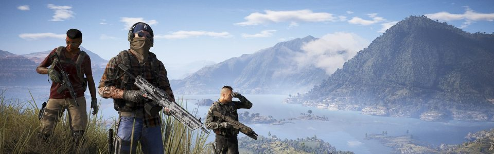 STASERA STREAMING DELL'OPEN BETA DI GHOST RECON WILDLANDS