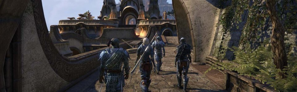 THE ELDER SCROLLS ONLINE: VIDEO PER LE ASHLAND E VIVEC CITY