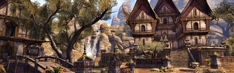 THE ELDER SCROLLS ONLINE: HOMESTEAD – VIDEO SPECIALE