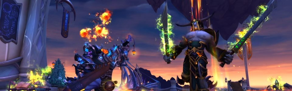WORLD OF WARCRAFT – INTERVISTA AGLI SVILUPPATORI TRADOTTA