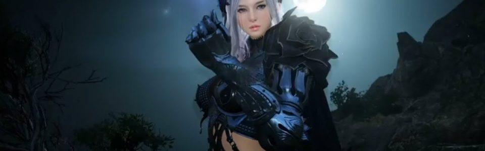 BLACK DESERT: CREABILE LA DARK KNIGHT