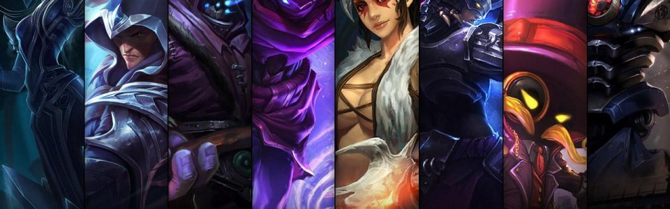 LEAGUE OF LEGENDS: PROGETTI E NOVITA' PER IL 2017