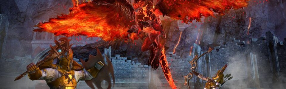 RIFT: DISPONIBILE L'UPDATE 4.1, FORGED IN FLAME