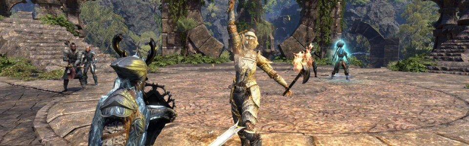 THE ELDER SCROLLS ONLINE: VIDEO PER I BATTLEGROUND DI MORROWIND
