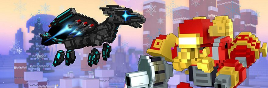TROVE DISPONIBILE PER PLAYSTATION 4 E XBOX ONE