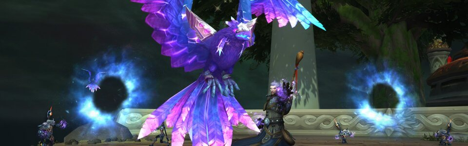 WORLD OF WARCRAFT: PATCH NOTES E VIDEO PER LA PATCH 7.2
