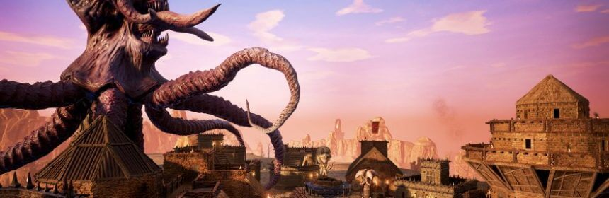 CONAN EXILES: NUOVA PATCH DISPONIBILE, IL WIPE È SERVITO