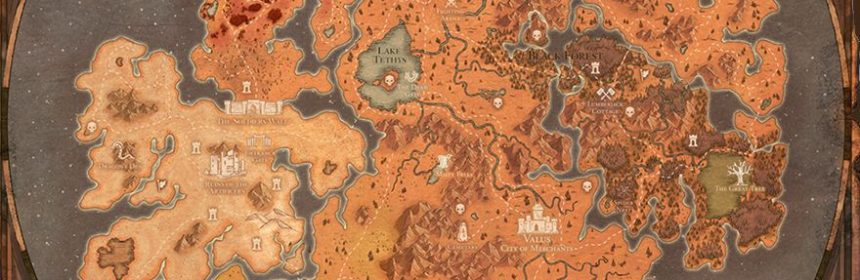 SHARDS ONLINE CAMBIA NOME IN LEGENDS OF ARIA E DIVENTA UN VERO MMORPG