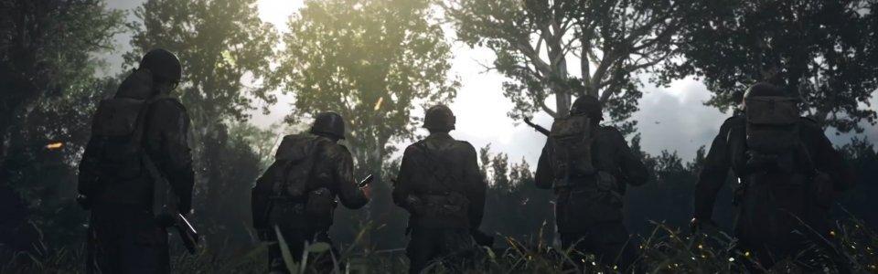 SVELATO CALL OF DUTY WWII, IN USCITA IL 3 NOVEMBRE 2017