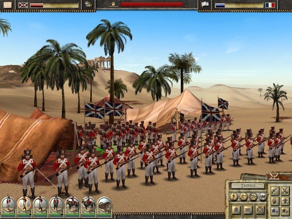 giochi mediocri Imperial Glory