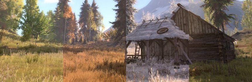 LIFE IS FEUDAL: PATCH PER IL SURVIVAL, NUOVO VIDEO PER L'MMO