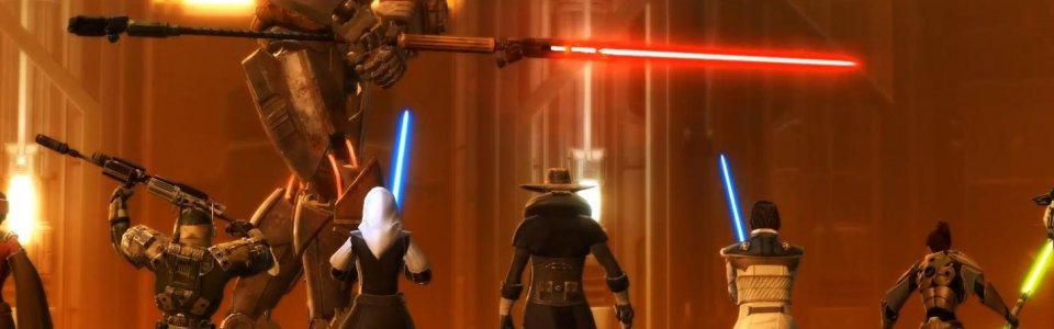 STAR WARS THE OLD REPUBLIC: DISPONIBILE L'UPDATE 5.2, THE WAR FOR IOKATH