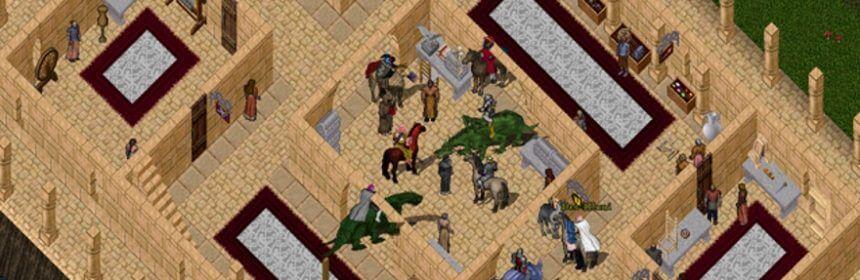 MMO-Perle: Un giocatore uccise tutti gli altri PG in uno shard roleplay hardcore di Ultima Online